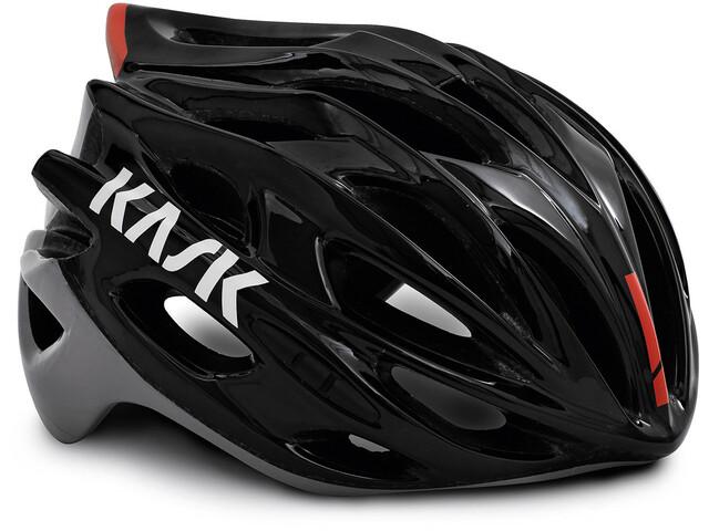 Kask Mojito X Helmet black/red